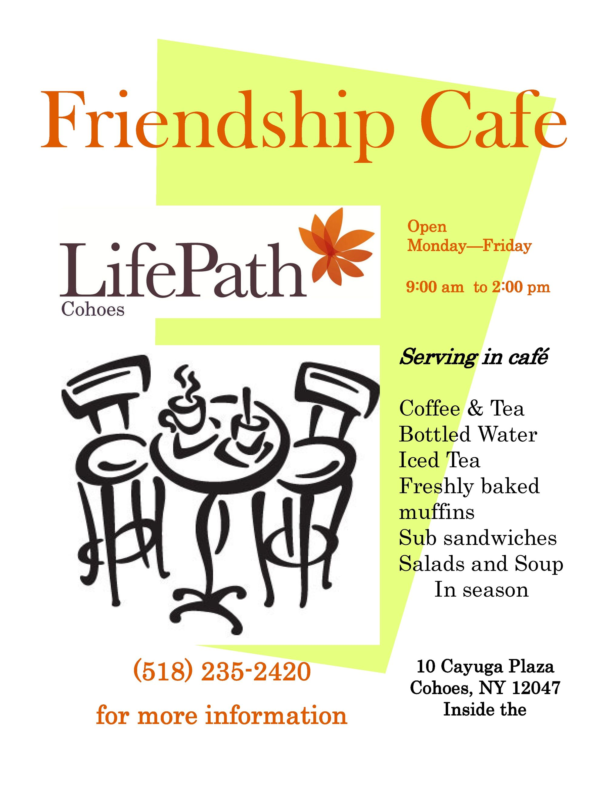 Friendship Cafe