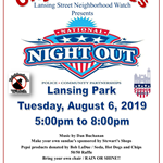 NATIONAL NIGHT FLYER 2019