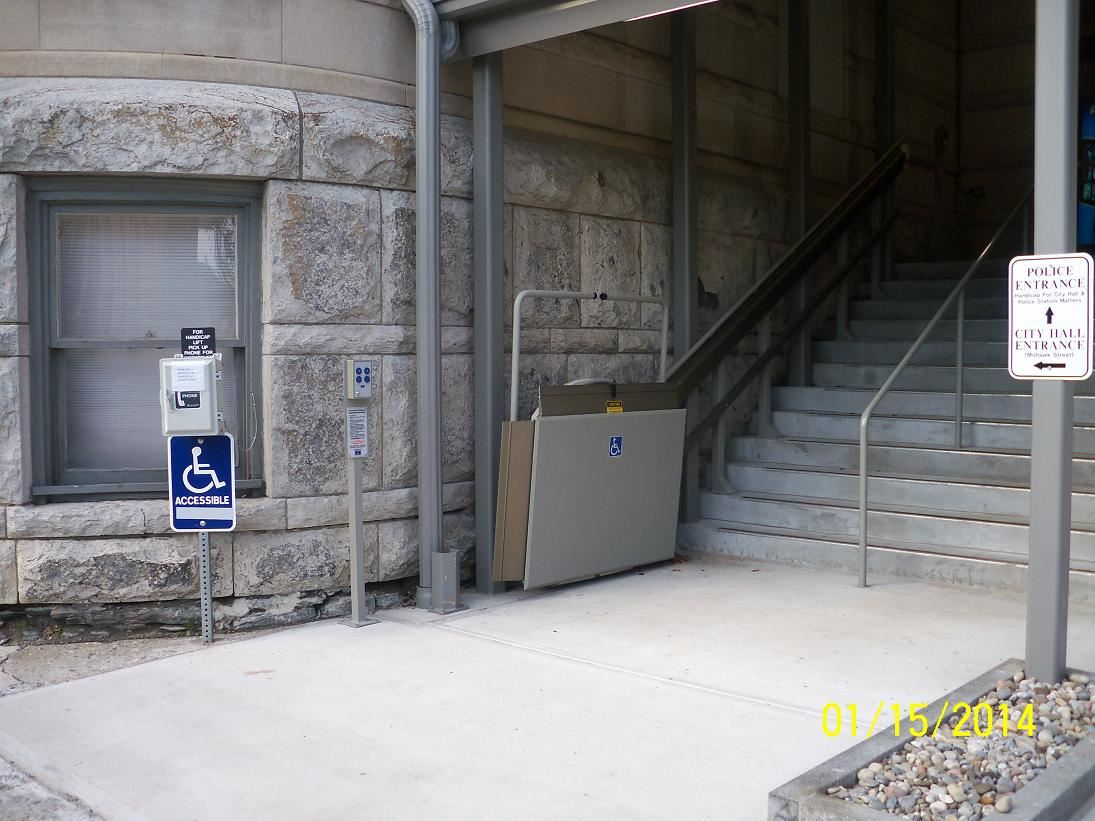 Handicap Accessible Stair Lift